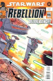 Star Wars Rebellion #14 Dark Horse Comics US Import